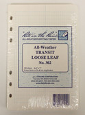 "Rite in the Rain - All-Weather Loose Leaf - No. 302 - 4.5x7"" - 100 Sheets"