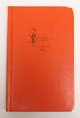 """Bogside Field Book 160 - 5x7.5"""" - Orange"""