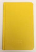 """Elan Publishing Field Book E64-4x4 - 5x7.5"""" - Yellow"""