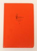 "Bogside Field Book 320L - 6x9"" - Orange"