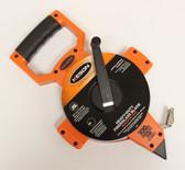 Keson 100' Heavy Duty Fiberglass Blade Measuring Tape