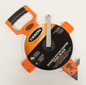 Keson 200' Double Nylon Coated Steel Blade Measuring Tape