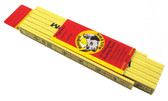 "Rhino Ruler 1/2"" x 6' Engineer's Folding Ruler"
