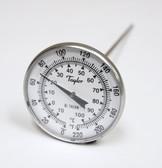 """Thermometer 2"""" Bi-Thermal Dial 0/220F & -10/100C"""