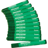 Dixon Lumbar Crayons - Green - Box of 12