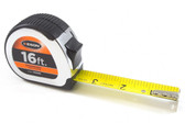 "Keson 16' x 1"" Engineer's Tape Measure - Feet & 10ths"