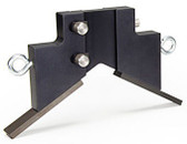 Brunson 562-VA-120 120° V-Block Scale Holder