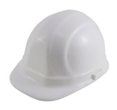 Omega II Cap Safety Helmet - White - Secure-Fit