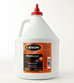 Keson ProChalk Marking Chalk Refill - Red - 5 Lb.
