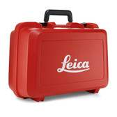 Leica GVP724 Small-Size Hard Container for 360° Prism and CS Field Controller for Robotic Setup