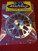 Jmex 4 piece Bbs spoke wheels centers interchangeable with the 4 piece split rims.