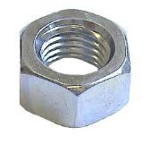 M6 Full Nut (20 Pack) 6mm A2 Stainless Steel Hex Hexagon Nuts Free UK Delivery