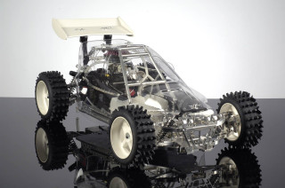 T3 Mamba Pro off road Large Scale 1/5th 23cc