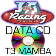 T3 Mamba Pro Data Cd Instructions Pack