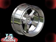 Jmex Fg marder 1/5th scale off road alloy wheels