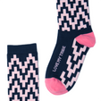 Love My Tribe inspirational gift socks for your BFFs by Posie Turner