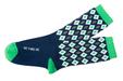 Be Twelve luxury peruvian pima cotton womens seahawks socks