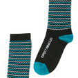 Expect miracles mantra socks by Posie Turner