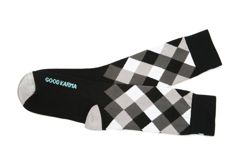 Good Karma Men's Socks