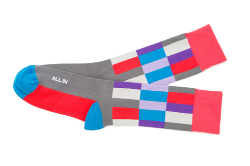 All In Men's Socks