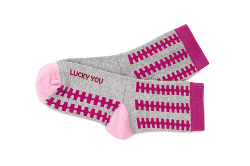 Lucky You Women's Anklet  Socks