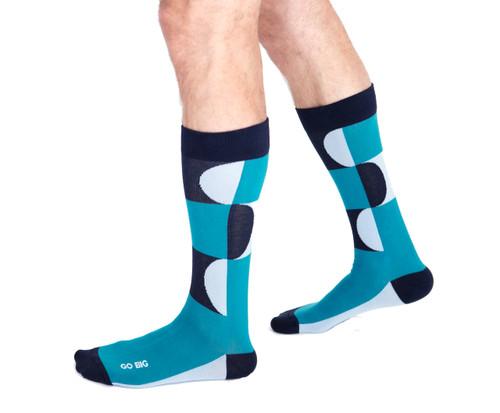 Go Big Men's Socks