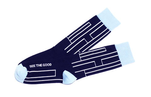 See the Good Men's Socks
