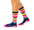 I love you motivational socks by Posie Turner.