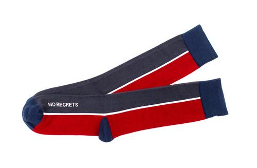 No Regrets Men's Socks