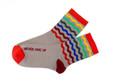 Never Gift Up Inspirational Gift Socks by Posie Turner