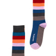 Grateful Men's Socks by Posie Turner - Unique Holiday Socks for Him