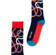 Kick Ass Motivational Socks by Posie Turner - Gift Socks for Golf