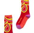 Soul Sister unique girlfriend socks by Posie Turner