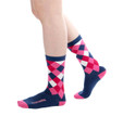 Good Karma inspirational womens socks by Posie Turner