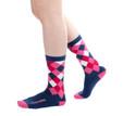 Good Karma inspirational womens socks by Posie Turner