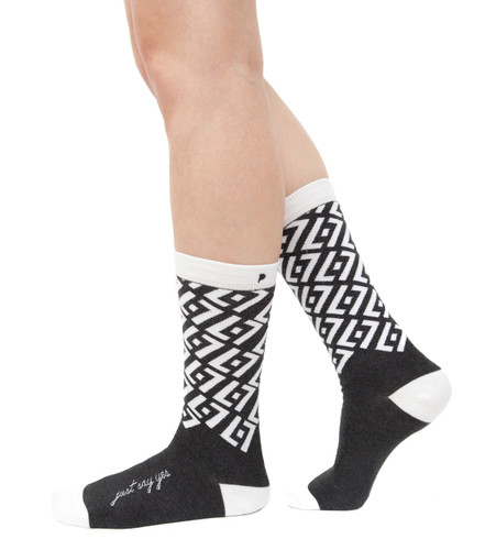 Just Say Yes Women's Socks