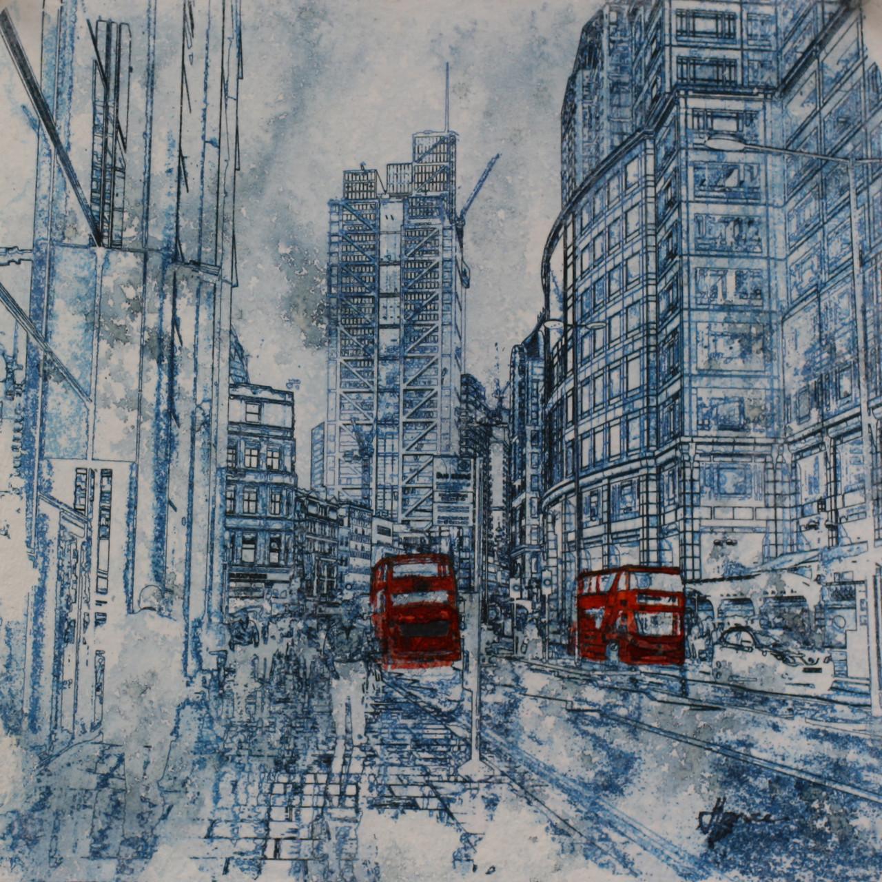 Canary Wharf London Art