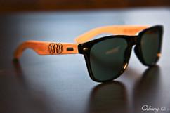 Groupon AU Personalized Sunglasses - RayBan Monogram