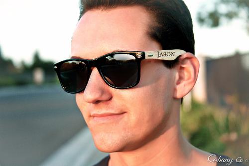 621f023d83 Groupon AU Personalized Sunglasses - RayBan Name - Cabanyco
