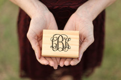 LUX - Personalized Jewelry Box - Monogram