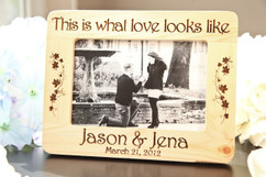 Grpn Italy - Picture Frame - What Love Looks Like