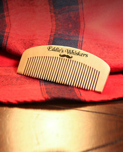 Grpn BE - Personalized Comb - His Whiskers