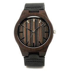 Grpn BE - Wood Engraved Watch W#77 - Knight