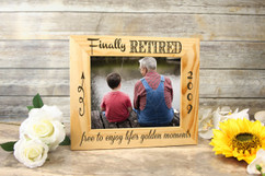 Personalized Frame- Life's Golden Moments