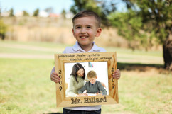 Personalized Picture Frame - Teacher