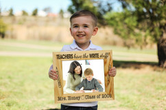 Personalized Picture Frame - The Write Stuff