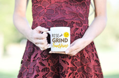 Mug - Rise and Grind