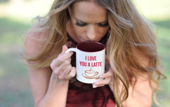 Mug - Love You a Latte