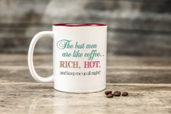 Mug - The Best Men