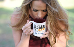 Personalized Mug - English Teachers